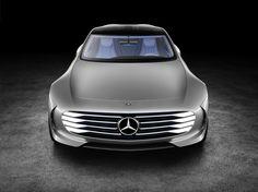 Is de Mercedes Concept IAA een voorbode van toekomstige CLS?