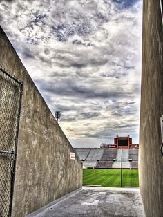 Welcome to Owen Field - University of Oklahoma