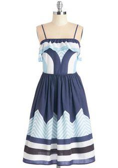 Bay of Light Dress Vestidos Cortos, Moda Femenina, Verano, Elegante, Ropa, Vestido Tipo Mod, Falda Del Vestido, Vestirse, Vestidos De Época Retro