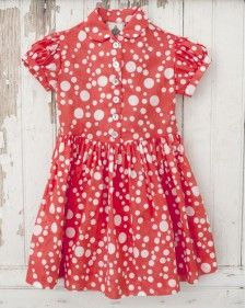 {summer sale} dagmar daley camping dress :: dot http://www.eloiseandoliver.com