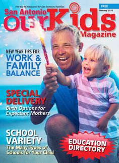 January 2015 our kids magazine