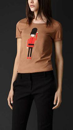 Guard Cotton T-shirt