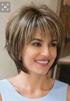 Colored Short Hairstyles 15 Unique Hair Color Ideas Light Brown Short Hairstyle The post Colored Short Hairstyles 15 Unique Hair Color Ideas appeared first on Haar. Short Hair Styles For Round Faces, Short Hairstyles For Thick Hair, Hairstyles Over 50, Short Hair With Layers, Unique Hairstyles, Short Hair Cuts, Curly Hair Styles, Layered Hairstyles, Hairstyle Ideas