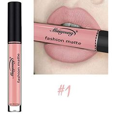 Elegance - New Brand Makeup Lipstick Matte Lipstick Brown Nude Chocolate Color Liquid Lipstick Lip Gloss Matte Batom/A Lip Gloss Colors, Matte Lip Gloss, Matte Lipsticks, Lip Colors, Gloss Lipstick, Bright Colors, Long Lasting Matte Lipstick, Long Lasting Lip Gloss, Colors