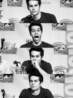 Dylan O'Brien is just so adorable