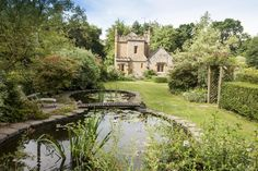 The Smallest Castle in the UK Is Up for Sale