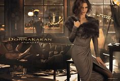The Best of Fall 2013 Campaigns: Donna Karan