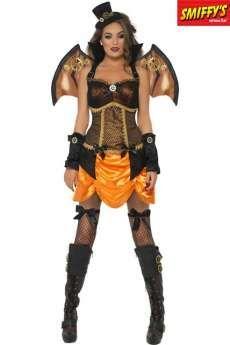 Déguisement Ange Noir costume