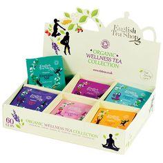 English Tea Shop - Wellness Tee Kollektion, BIO, 6...
