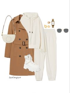 Lazy Day Outfits, Komplette Outfits, Girly Outfits, Simple Outfits, Classy Outfits, Polyvore Outfits, Stylish Outfits, School Outfits, Girls Fashion Clothes