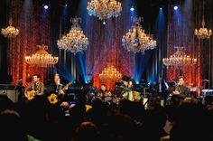 """""""Los Tigres Del Norte and Friends: MTV Unplugged"""" features a lineup of stars including Paulina Rubio and Juanes."""