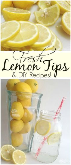 Here are some of my favorite DIY Lemon Recipes like Not from Concentrate Homemade Lemon Juice and Lemon Lime Sugar Scrub! Easy Recipes for life! Lemon Recipes, Summer Recipes, Easy Dinner Recipes, Holiday Recipes, Easy Recipes, Easy Meals, Low Sugar Smoothies, Best Smoothie Recipes, Infused Water Recipes