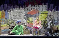 'Brundibar' children's opera a pet project of Maurice Sendak - Pittsburgh Post-Gazette