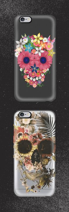 Spooktastic phones cases! Available for iPhone 6, iPhone 6 Plus, iPhone 5/5s, Samsung Cases and many more.