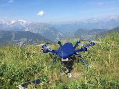 Hexo+, le drone qui vous suit à la trace Plus de découvertes sur Drone Trend.fr #drone #uav #robot