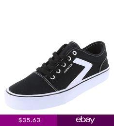 3a6667494d Airwalk Mens Rieder Pro Sneaker
