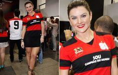 Mulher Melão   Clube de Regatas Flamengo, RJ