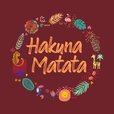 Check out this awesome design on can find Hakuna matata and more on our website.Check out this awesome Hakuna Matata Quotes, Lion King Hakuna Matata, Wallpaper Iphone Disney, Iphone Wallpaper, Bohemian Quotes, Stella Art, Teepee Party, Gemini And Aquarius, Cute Canvas