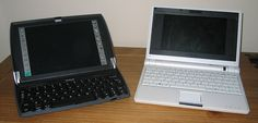Netbooks: Then and now