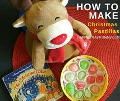 How to Make Christmas Pastillas - Happy Pinay Mommy Tidy Up, Food Coloring, One Color, Homemaking, Activities For Kids, Meal Planning, Happy, Christmas, How To Make