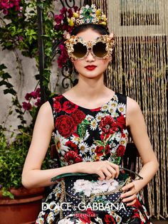 Dolce&Gabbana 2016 spring/summer collection #Italiaislove