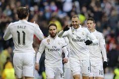 Sở hữu lợi thế sân nhà cùng sự ủng hộ mạnh mẽ từ lịch sử đối đầu, dàn ngôi sao của Real Madrid đang tỏ rõ quyết tâm trước cuộc tiếp đón Sevilla vào đêm nay. Mời các bạn đón xem trận đấu giữa Real Madrid vs Sevilla hôm nay.