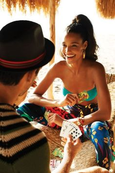 Vintage-Inspired Fashion in St. Lucia: Caribbean Cool : Condé Nast Traveler