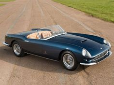 The 1959 250 GT Cabriolet Pininfarina Series I. Photo: RM Auctions