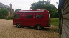 1990 VW LT35 Camper conversion nearing completion - The Brick-yard