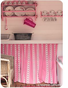 ~Magical Home Inspirations~ : Photo Magical Home, Valance Curtains, Create Your Own, Shabby Chic, Cottage, Kitchen, Room, House, Inspiration
