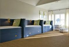 Image result for urban grace built in beds