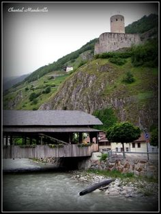 Martigny in Switzerland