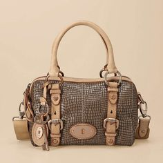 Maddox Small Satchel #Fossil