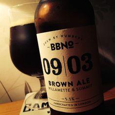 09 03 Brown Ale