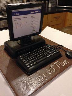 Computer Cake x