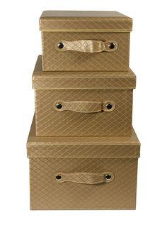 Las cajas para #decorar y ordenar