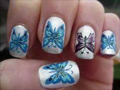 cute toenail designs for summer - Google Search