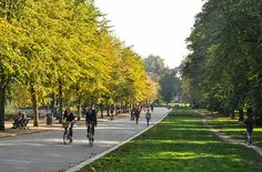 av: Haglund | A walk in the park #London #VictoriaPark