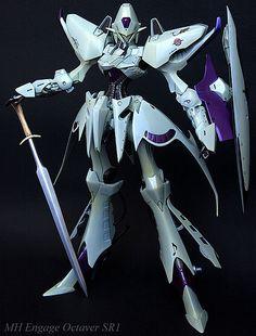 five star stories engage octave Gundam Art, Space Ship, Nagano, Five Star, Character Art, Robot, Sci Fi, Stars, Anime