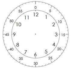 modèle horloge je distribue à chacun deux aiguilles, une attache parisienne, et yapluka assembler School Age Activities, Math Activities, Preschool At Home, Preschool Learning, Kindergarten Writing, Teaching Reading, Math Clock, French Alphabet, Numicon