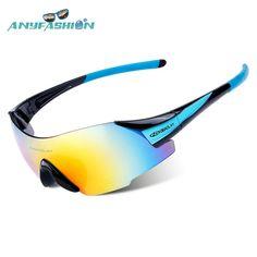 Brand UV400 Cycling Eyewear Sport MTB Bike Bicycle Glasses Motorcycle Goggles Ultralight Frameless Fishing Sunglasses ciclismo