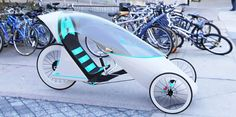E-Trike by George Cooper   Bicycle Design