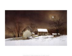 New Moon - Ray Hendershot