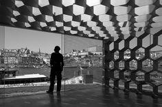 Ar de Rio Bar Esplanade, Vila Nova de Gaia, 2008 - Menos é Mais Arquitectos