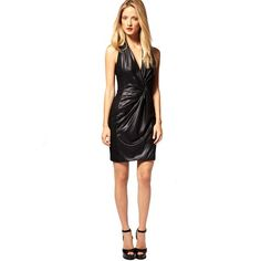 Wet Look, Karen Millen, Formal Dresses, Black, Fashion, Dresses For Formal, Moda, Formal Gowns, Black People