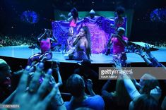 Ariana Grande performs onstage during the Sweetener World Tour - Opening Night at Times Union Center on March 2019 in Albany, New York. (Photo by Kevin Mazur/Getty Images for Ariana Grande) Ariana Grande Boyfriend, Ariana Grande Fans, Ariana Grande Wallpaper, Ariana Grande Pictures, Ariana Grande Concert, Barbie In Real Life, Ariana Tour, Ariana Grande Sweetener, New York