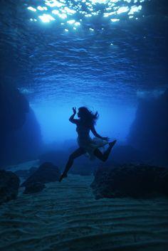 Hermosas fotografías submarinas realizadas por el fotógrafo Kurt Arrigo