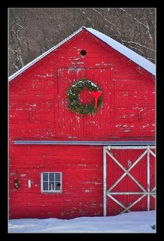 Horse Country Chic: A Country Christmas Merry Christmas, Country Christmas, All Things Christmas, Winter Christmas, Christmas Time, Christmas Ideas, Christmas Crafts, Country Barns, Country Chic