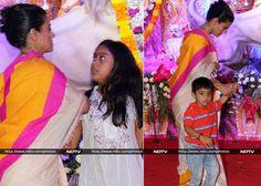 Pics: Meet Kajol and Ajay Devgn's children http://movies.ndtv.com/photos/meet-kajol-and-ajay-devgn-s-children-5938