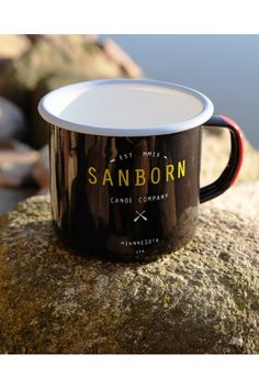 SCOUT ENAMEL MUG from Sanborn Canoe Co.